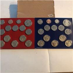 2015 P and D US Mint Set 28 Coin Set in Original Packages