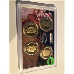 2009 US Presidential PROOF Coin Set in Original Package