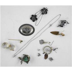 Estate Lot - Mixed Jewellery