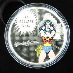 .9999 Fine Silver $20.00 Coin DC Comics 'Amazing A