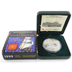 1999 Proof Silver Dollar