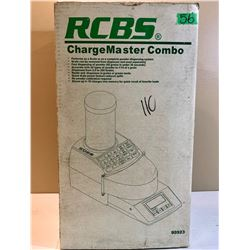RCBS CHARGE MASTER COMBO - AS NEW