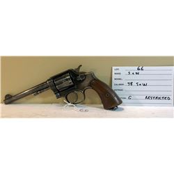 SMITH & WESSON, NO MODEL, .38 S&W