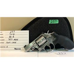 SMITH & WESSON, MODEL 66 - 2, .357 MAG