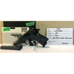 WALTHER, MODEL PP, 7.65 MM