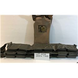 AMMO: 120 X 7.62 NATO ON CLIPS. 140 X 7.62 X 51 BALL IN BATTLE PACK.