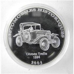 2003 10 Francs Historical Cars III: 1924 Citroen T