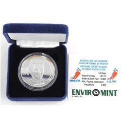 Royal Canadian Mint .9999 Fine Silver 100oz Bar. New Style.