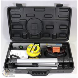 LASERPRO LASER LEVEL KIT WITH CASE AND ALL