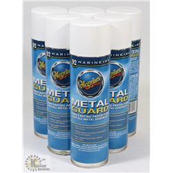 CASE OF MEGUIARS METAL GUARD