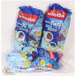 BAG OF VELVEDA MOP HEADS