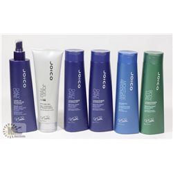 BAG OF ASSORTED JOICO HAIR PRODUCTS INCLUDING