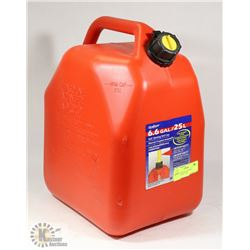 SCEPTER 6.6 GAL (25L) SELF VENTING FUEL CAN