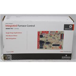 WHITE RODGERS INTEGRATED FURNACE CONTROL