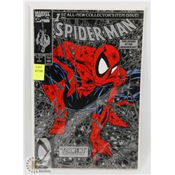 SPIDERMAN THE LEGEND OF ARACHKNIGHT COMIC