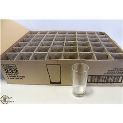 1 CASE OF 48 LIBBEY 8OZ HIGH BALL GLASSES