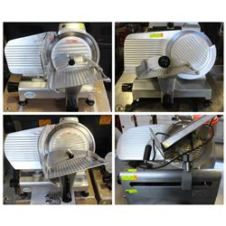 FEATURED LOTS: MEAT SLICERS