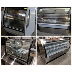 FEATURE LOTS: COMMERCIAL FOOD DISPLAY CASES