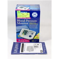 LIFE SOURCE BLOOD PRESSURE MONITOR AUTOMATIC MED