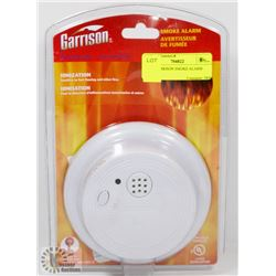 NEW GARRISON SMOKE ALARM