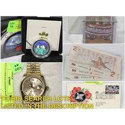 FEATURED COINS COLLECTIBLES AND MORE....