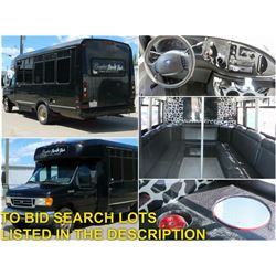 FEATURED 2006 FORD PARTY VAN