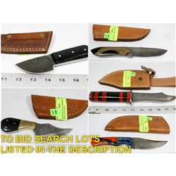 FEATURED COLLECTIBLE KNIVES