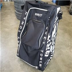 GRIT YOUTH GOALIE HOCKEY BAG ON WHEELS