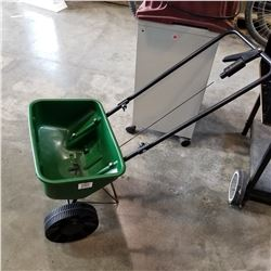 SCOTTS SPEEDY GREEN 1000 GARDEN SPREADER