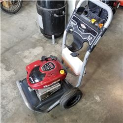 BRIGGS AND STRATTON ELITE SERIES 190CC GAS PRESSURE WASHER