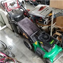 WEEDEATER GAS 140CC LAWNMOWER