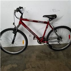 RED CARRERA BIKE