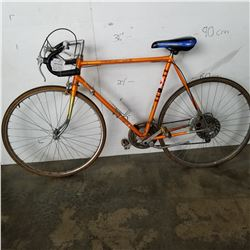 ORANGE SUPER CYCLE BIKE
