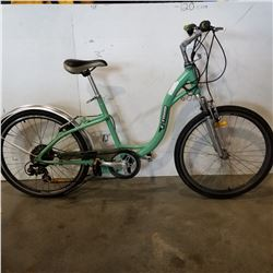 GREEN E TOUR BIKE