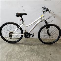 WHITE NAKAMURA INSPIRE 24 18 SPEED BIKE