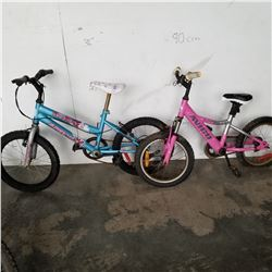 AVIGO AND SUPERCYCLE KIDS BIKES