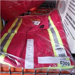 CONDOR FIRE RESISTANT COVERALLS SIZE 42T