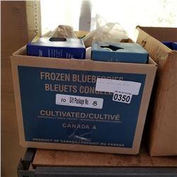 BOX OF VARIOUS LIGHT BULBS