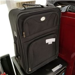 CIESTON BLACK CARRY ON LUGGAGE - NEW