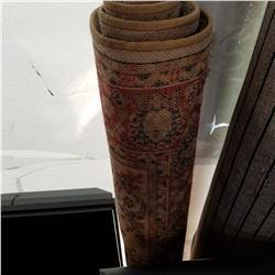 FRINGED 4FT AREA CARPET