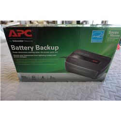 APC BATTERY BACK UP