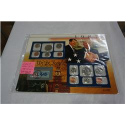 1987 USA 2 MINT COIN SETS PHILIDELPHIA AND DENVER MINTS