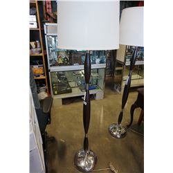 MODERN DOUBLE LIGHT FLOOR LAMP