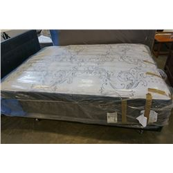 QUEEN SIZE SEALY POSTUREPEDIC ATWATER EURO TOP MEDIUM FIRM MATTRESS