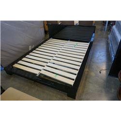 MODERN BLACK STUCTUBE BED FRAME
