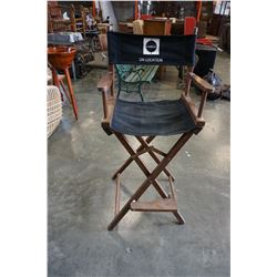 CARGO ON LOCATION DIRECTORS CHAIR