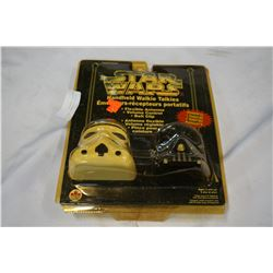 VINTAGE STARWARS HAND HELD WALKIE TALKIES