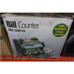 ROYAL SOVEREIGN BILL COUNTER