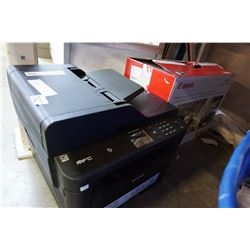 CANON PIXMA TR4327 PRINTER AS NEW IN BOX AND BROTHER PRINTER