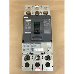 SQUARE D POWER PACT DJL36400E53 CIRCUIT BREAKER